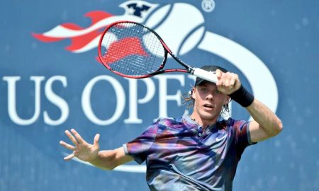 Qualifications US Open - Denis Shapovalov