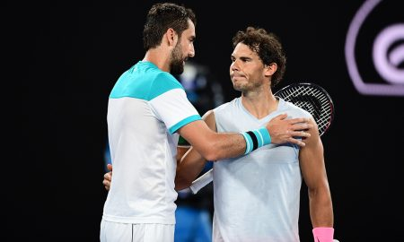 Internationaux d'Australie - Cilic et Nadal