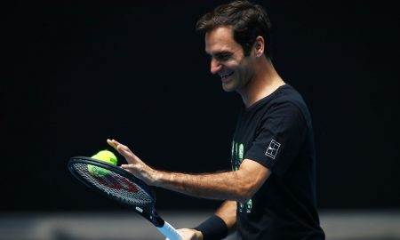 Internationaux d'Australie - Roger Federer