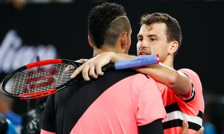 Internationaux d'Australie - Nick Kyrgios et Grigor Dimitrov